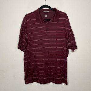 Men's Tiger Woods Golf Polo Shirt Size XL